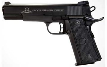 """Picture of ARMSCOR 1911 22TCM/9MM 17RD PK 5"""" FC"""