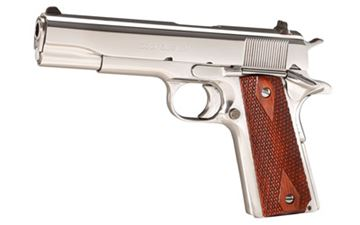 Picture of COLT GOVT 38SUP BRT STS WD GRIP
