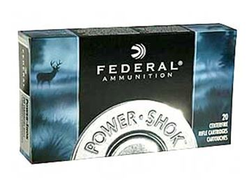 Picture of FED PWRSHK 8MM MAU 170GR SP 20/200