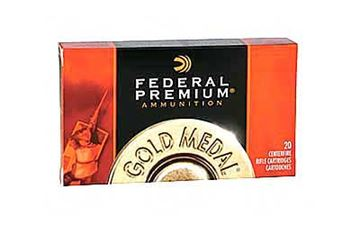 Picture of FED GOLD MDL 308WN 168GR BTHP 20/200