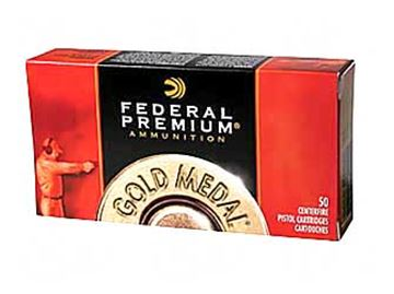 Picture of FED GOLD MDL 45ACP 185 FM/SW 50/1000