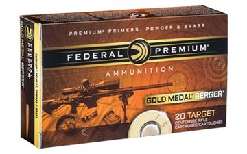 Picture of FED GOLD MDL 6.5CREED 130GR BERG 20