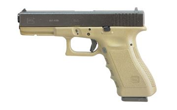 Picture of GLOCK 17 9MM 17RD OD