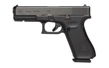 Picture of GLOCK 17 GEN5 9MM 17RD 3 MAGS