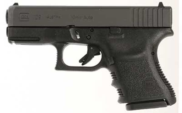 Picture of GLOCK 29SF 10MM 10RD GLOCK RAIL