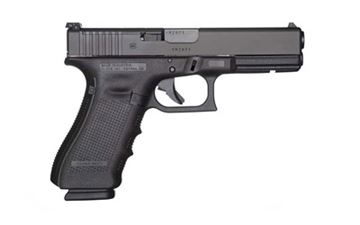 Picture of GLOCK 17 GEN4 9MM 17RD MOS