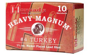 "Picture of HRNDY HM TURKEY 12GA 3"" #4 10/100"