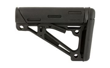 Picture of HOGUE AR15 STK MIL-SPEC RBR BLK