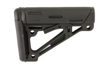 Picture of HOGUE AR15 STK COMMERCIAL RBR BLK