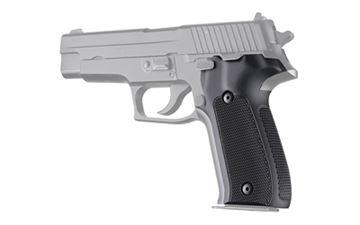 Picture of HOGUE ALUM SIG P226 DA/SA CHCKRD BLK