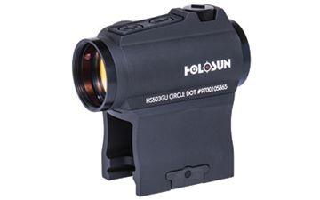 Picture of HOLOSUN DUAL RETICLES SIDE BATTERY
