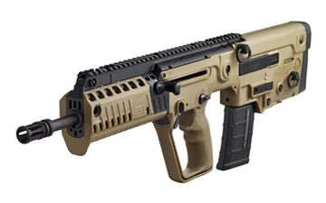 """Picture of IWI TAVOR X95 556NATO 16.5"""" 30RD FDE"""