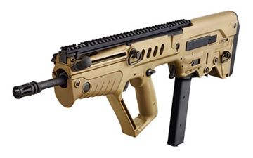 """Picture of IWI TAVOR X95 9MM 17"""" 32RD FDE"""