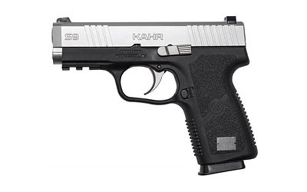 """Picture of KAHR S9 9MM 3.6"""" 7RD BLK"""