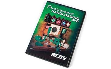 Picture of RCBS PRECISIONEERED HANDLOADING DVD