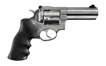 "Picture of RUGER GP100 357MAG 4.2"" STN 6RD"