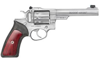 "Picture of RUGER GP100 22LR 5.5"" STS AFO"