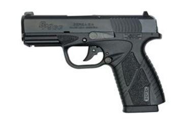 Picture of Bersa 9 mm Polymer Matte Black Pistol