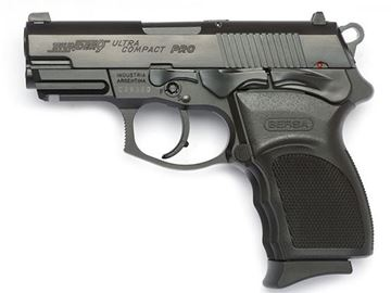 Picture of Bersa Thunder .40 S&W Caliber (Ultra Compact Pistol)