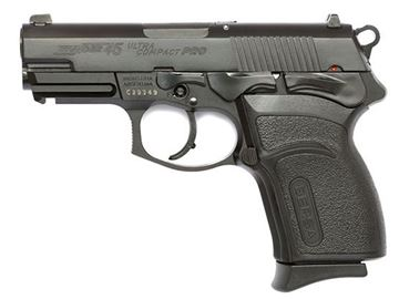 Picture of Bersa Thunder .45 ACP Caliber (Ultra Compact Pistol)