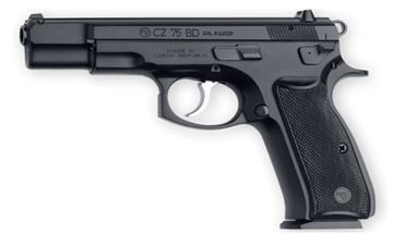 Picture of CZ 75 BD – 9 mm Pistol - 91130