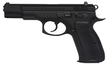 Picture of CZ 75 B Ω Convertible (Omega) – 9 mm Pistol - 91136