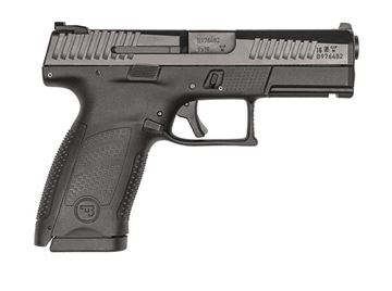 Picture of CZ P-10 C Black 9 mm 15 Rounds Compact 91520 P 10