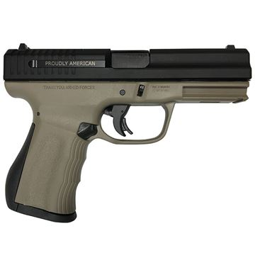 Picture of FMK 9C1 G2 Compact 9 mm Pistol (Dark Earth Polymer Frame)