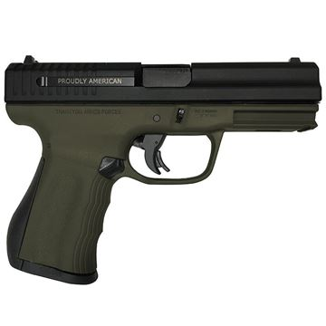 Picture of FMK 9C1 G2 Compact 9 mm Pistol (OD Green Polymer Frame)