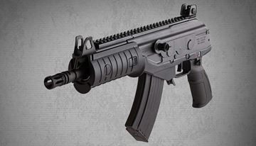 "Picture of IWI Galil Ace 7.62 x 39 Pistol with 8.3"" Barrel and 30 Round Magazine"