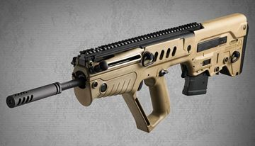Picture of IWI Tavor X95 Bullpup 5.56 NATO  (16.5 inch 10 Round FDE)