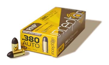 Picture of Polycase .380 Auto 60gr RNP Lead Free Ammo, 50 Rounds