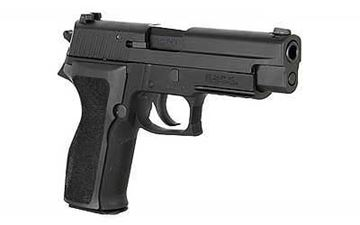 Picture of Sig Sauer P226 .40 S&W Black Nitron Finish Pistol