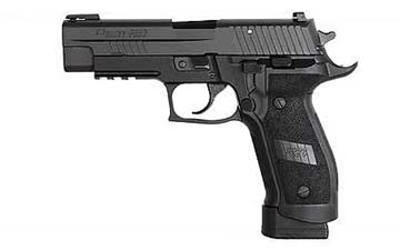 Picture of Sig Sauer E26R-40-TACOPS P226 TacOps Pistol .40 SW 4.4 inch 15 Round Black