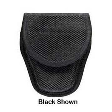 Picture of 7300 Covered Cuff Case, Blk, Snap