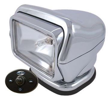 Picture of Hid Stryker Wired Dash Remote - Chrome
