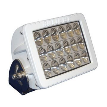 Picture of Gxl LED Floodlight-Fxd Mnt-Wht-Marine Grd