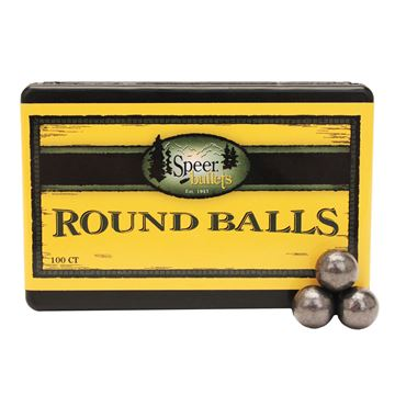 Picture of .440 128Grain Lead Balls/100