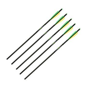 """Picture of 22"""" Arrows Moon Nock (Per 5)"""