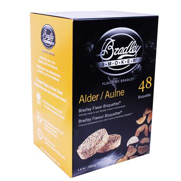 Picture of Alder Bisquettes (48 Pack)