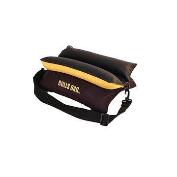 "Picture of Bulls Bag Rest 15"" Bk/Gold Bench"