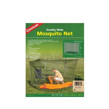 Picture of Backwoods Mosquito Net Grn Double