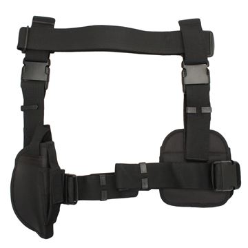 Picture of 3Pcs Drop Leg Holster/Mag Holder