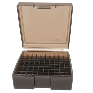 Picture of #1003,  38/357  100 ct. Ammo Box  Gray