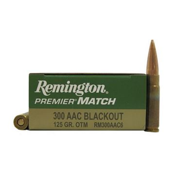 Picture of 300AAC Blackout 125gr /20