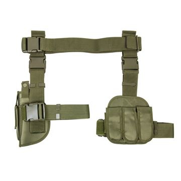 Picture of 3Pcs Drop Leg Gun Holster And Magazine Ho