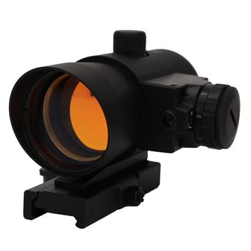 Picture of 1X40 Red Dot Sight W/ Built In Red Laser