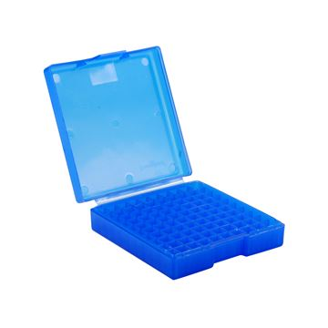 Picture of #1001,  3809mm 100 ct. Ammo Box  Blue