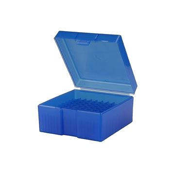Picture of #1009,  243308  100 ct. Ammo Box  Blue