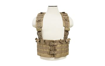 Picture of NCSTAR VISM AR CHEST RIG TAN